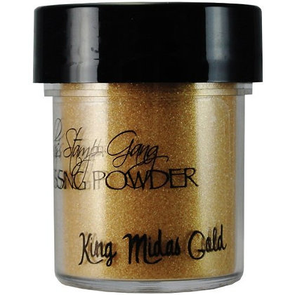 Polvo embossing - King Midas gold