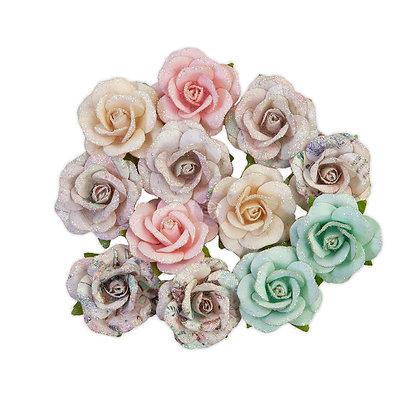 Sugar cookie - Flores de papel