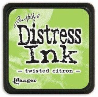 Distress ink - Twisted Citron - Tinta distress