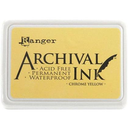 Tinta Archival - Ink Chrome Yellow