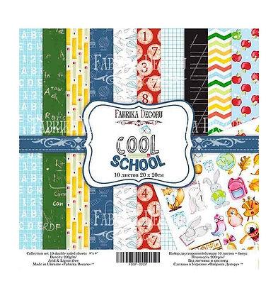 Cool School - Block 8 x 8