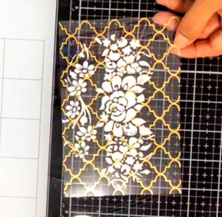 Aprende a utilizar el 3D Gloss y la pasta Golden dragon con Mila Correa