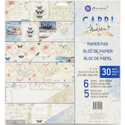 Capri - Block 12 x 12