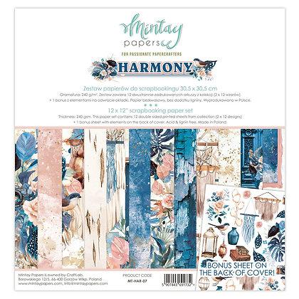 Harmony - Block 12 x 12