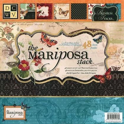 The mariposa stack - Block 12 x 12