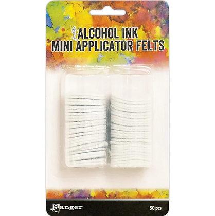 Mini Aplicador de Tinta con Alcohol - Recargas - 50 pc