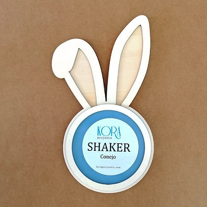 Shaker - Conejo