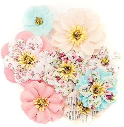 Misty Rose - Flores de papel