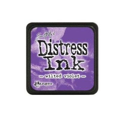 Mini Distress ink - Wilted Violet - Mini tinta distress