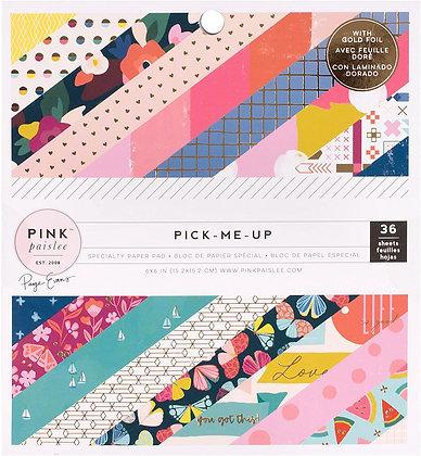 Pick me up - Block 6 x 6