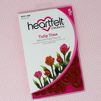 Sello Tulip Time