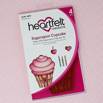 Sello Sugarspun Cupcake