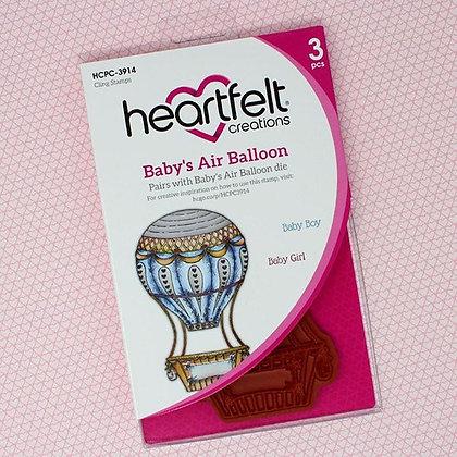 Sello Baby's Air Ballon