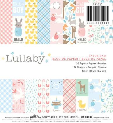 Lullaby - Block 6 x 6