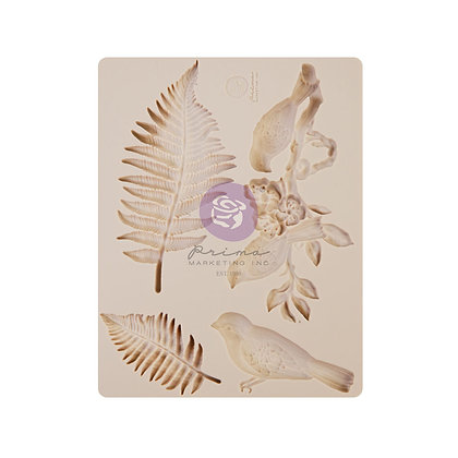 Nature Lover Collection - Molde 3.5''x 4.5''