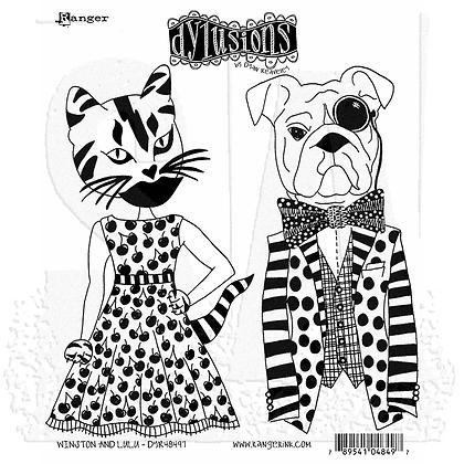 Sellos Winston and Lulu
