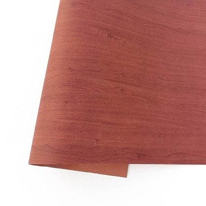 Ecopiel madera - Caoba