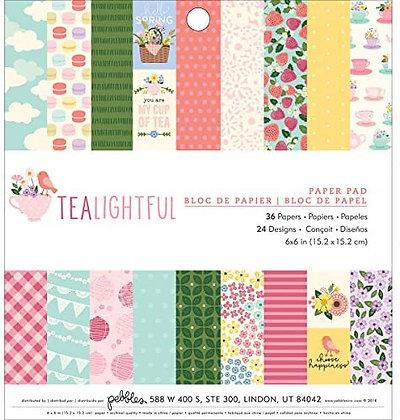 Tealightful - Block 6 x 6