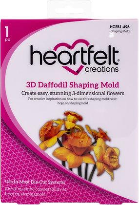 Texturador - 3D Daffodil Shaping mold