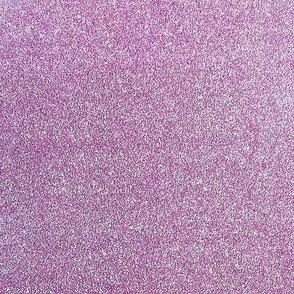 Vinilo termotransfer para ecopiel - Glitter púrpura