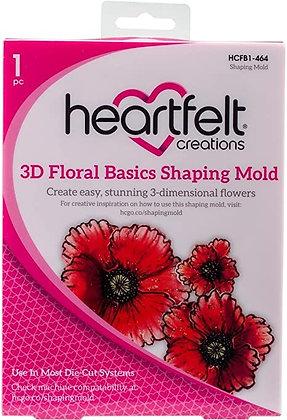 Texturador - 3D Floral Basics Shaping mold