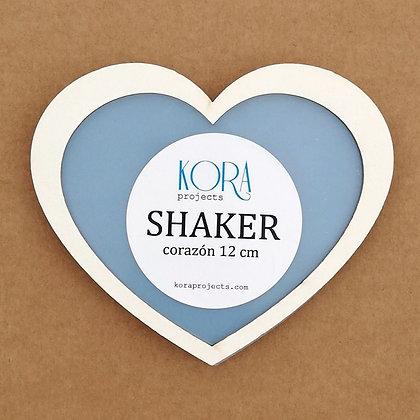 Shaker - Corazón 12 cm