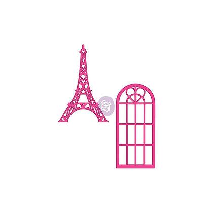 Parisian view - Troquel