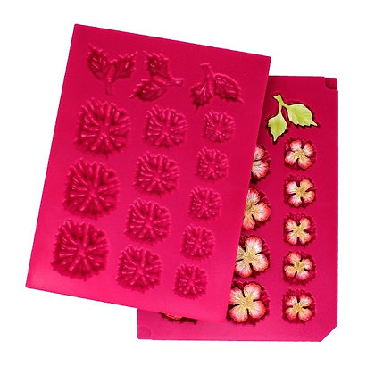 Texturador - 3D Oakberry Lane Blossoms