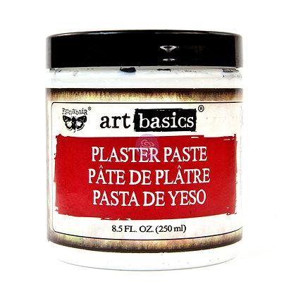 Plaster paste - Pasta de yeso