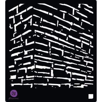 Stencil The wall 6 x 6