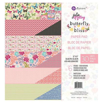 Butterfly Bliss - Block 12 x 12