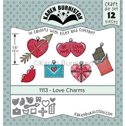 Love Charms - Troquel Amuletos de amor