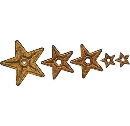 Mechanicals - Barn Stars