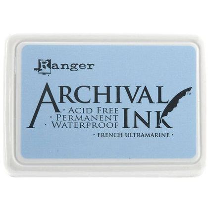 Tinta Archival - Ink French Ultramarine