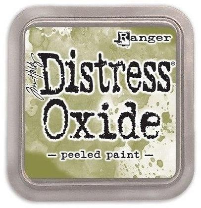 Distress oxide - Peeled paint - Tinta distress