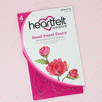 Troquel Small Sweet Peony