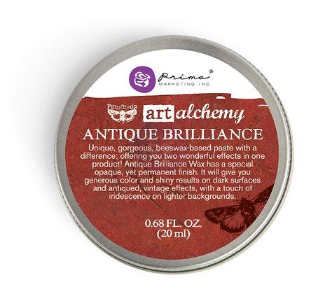 Antique Brilliance Wax - Fire Ruby