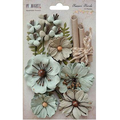Blossoms blends - Aloe - Flores de papel