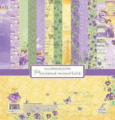 Precious moments - Block 12 x 12