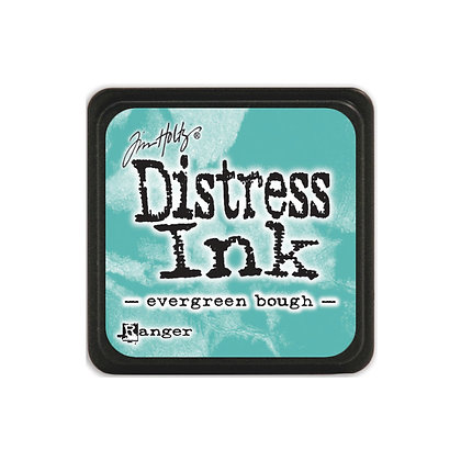 Mini Distress ink - Evergreen Bough - Mini tinta distress