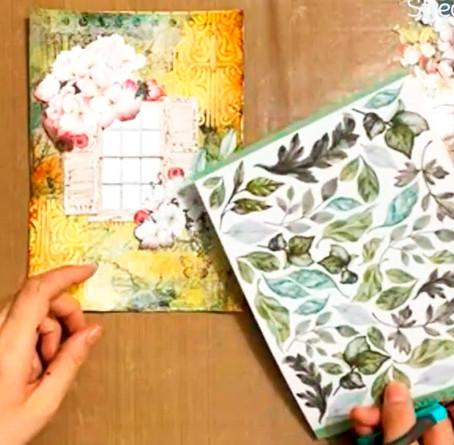 Clase gratuita: Cómo hacer un Art journal con Ely Palacios