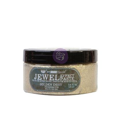 Art Extravagance Jewel Texture Paste Golden Dust