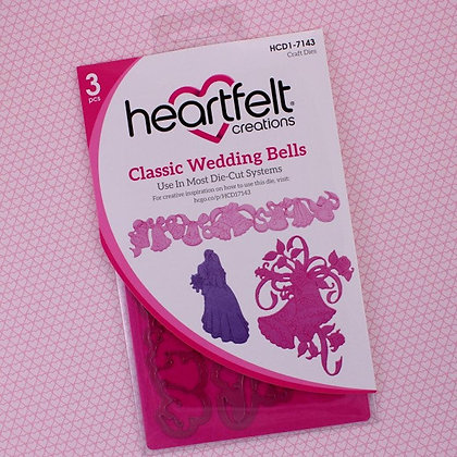 Troquel Classic Wedding Bells