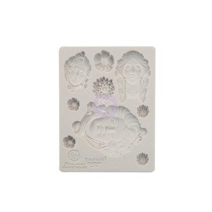 Art-Nouveau - Molde 3.5''x 4.5''