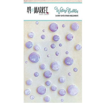 Sticker Wishing bubbles - Stickers de burbujas