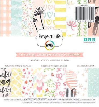 Project Life - Block 6 x 6