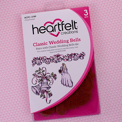 Sello Classic Wedding Bells