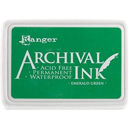 Tinta Archival - Ink Emerald Green