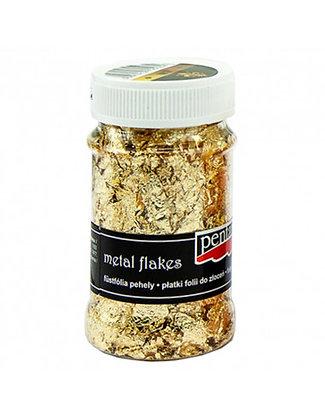 Metal flakes - M4
