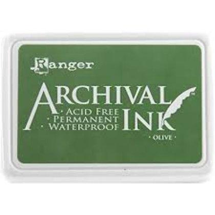 Tinta Archival - Ink Olive